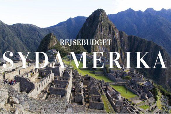 Budget-Sydamerika
