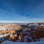 Bryce National Park in Winter